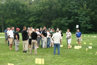 Turfgrass field day at Waterman
